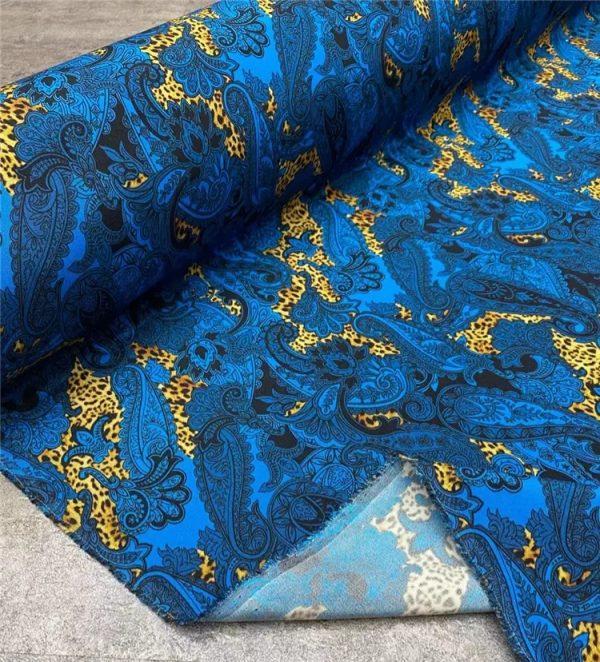 Etro Silk heavy fabric