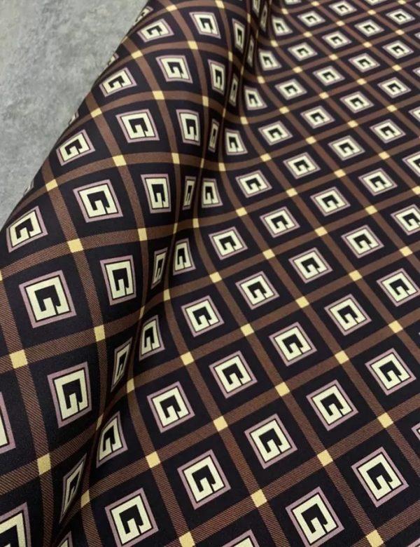 Gucci silk 2021 collection