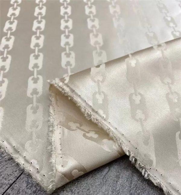 Gucci Mulberry Silk fabric