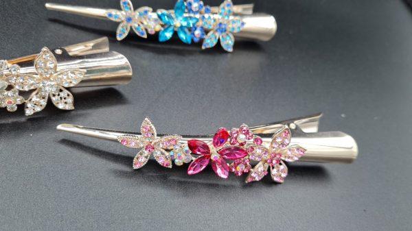 Wedding,ceremonial large hair clip