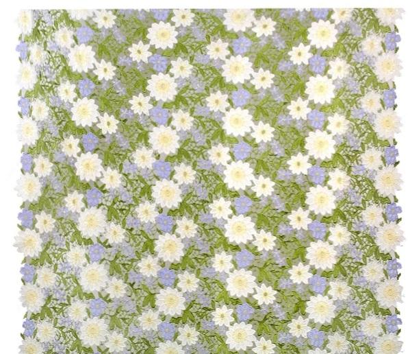 Hobeika heavy lace fabric