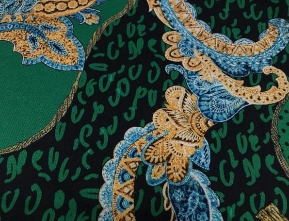Etro Mulberry Silk Stretch