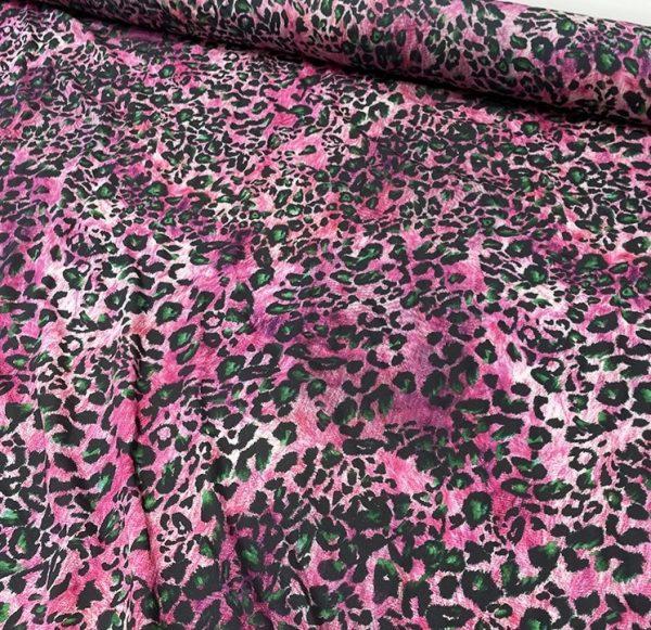 Dior collection Silk fabric