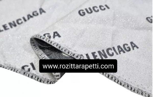 Gucci/Balenciaga jacquard fabric