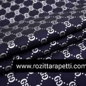 Gucci jacquard fabric