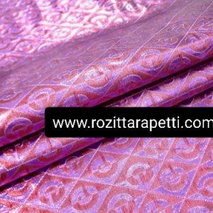 Gucci fabric gold yarn jacquard