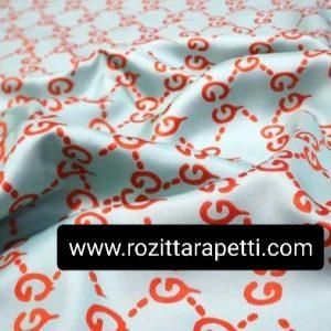 Gucci yarn dyed jacquard fabric