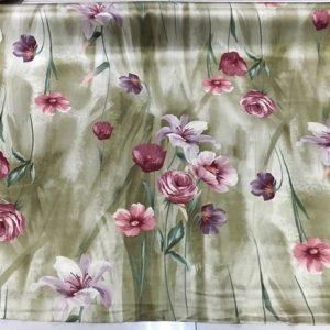 Italian Heavy Silk Satin Fabric
