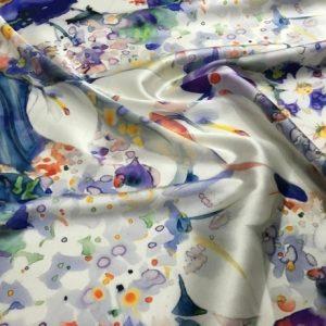 Valentino Mulberry Silk Exclusive fabric