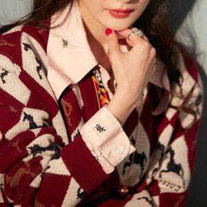 Gucci fabric Linen