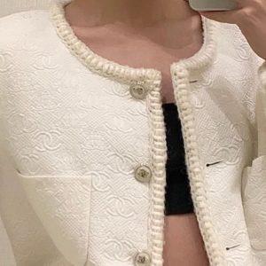 Chanel Designer Jacquard