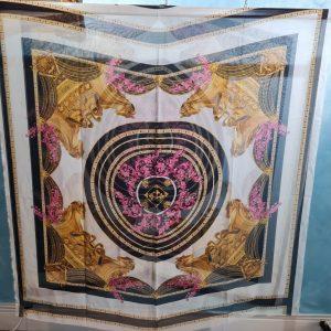 Roberto Cavalli Chiffon Fabric