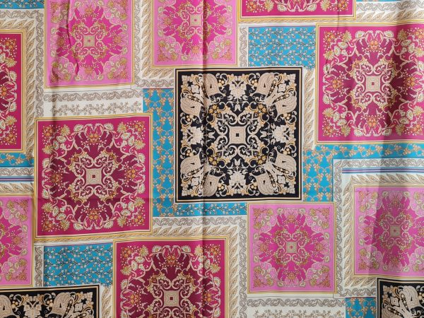 Versace Collection fabric Silk