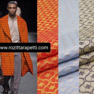 Gucci jacquard fabric 2022