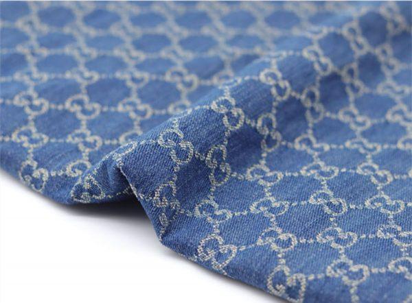 Gucci Collection Fashion Week Fabric