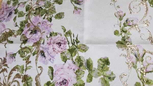 Oscar De La Renta Fashion Week Fabric for evening dress