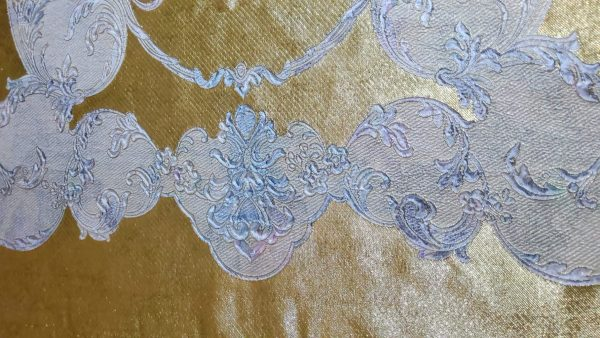 Fabric is perfect for wedding and evening dress,jacket