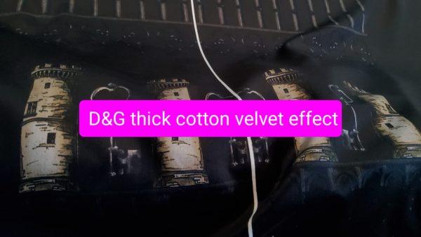 Dolce Gabbana Cotton