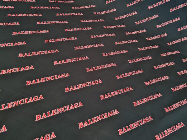 Balenciaga fabric gabardine for Trench coat