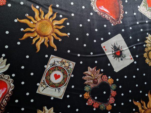Dolce Gabbana hearts and cards