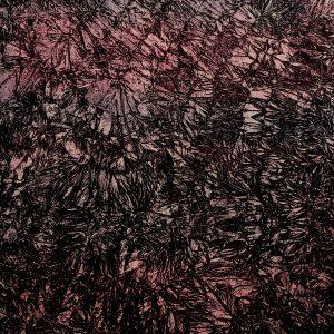 Italian velvet polyester crashed crinckled