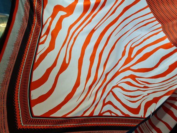 New Collection Roberto Cavalli silk Fabric